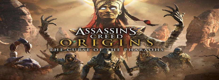 Assassin's Creed Origins - The Curse Of The Pharaohs FULL PC