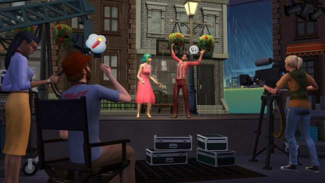 The sims 3 celebrity costumes