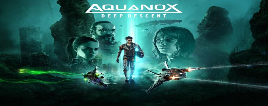 Aquanox Deep Descent FULL PC GAME Download and Install