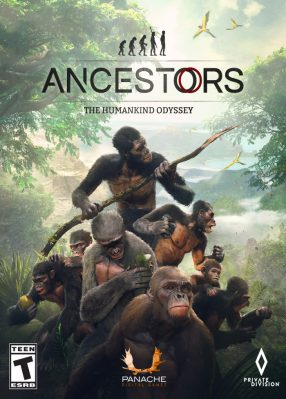 Ancestors The Humankind Odyssey - COVER PC