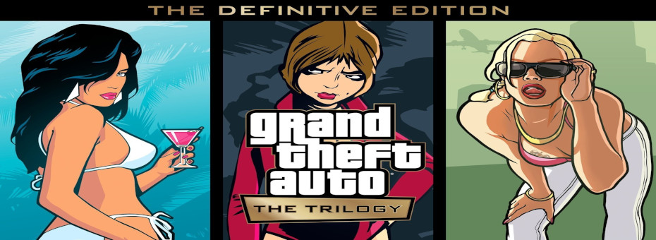 Grand Theft Auto The Trilogy – The Definitive Edition Download FULL PC GAME
